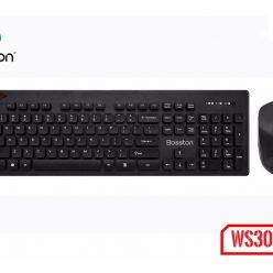 bộ bàn phím chuột không dây